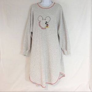 Mickey & Co Embroidered Pullover nightgown Pajama
